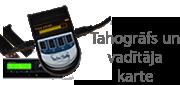 Kā lejupielādēt datus, izmantojot Tacho2Safe